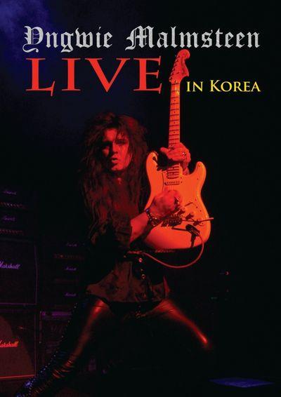 Yngwie J. Malmsteen - Live in Korea