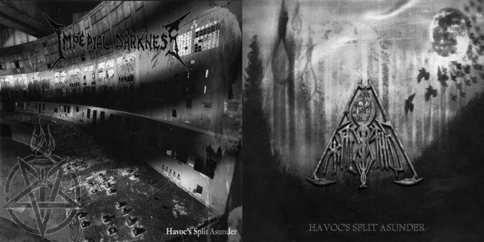 Imperial Darkness / Pyrifleyethon - Havoc's Split Asunder