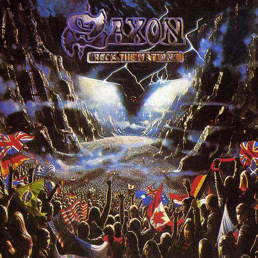 Saxon — Rock the Nations (1986)