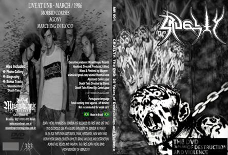 Cruelty - The DVD- 25 Years of Destruction and Violence