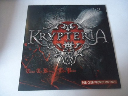 Krypteria - Time to Bring the Pain