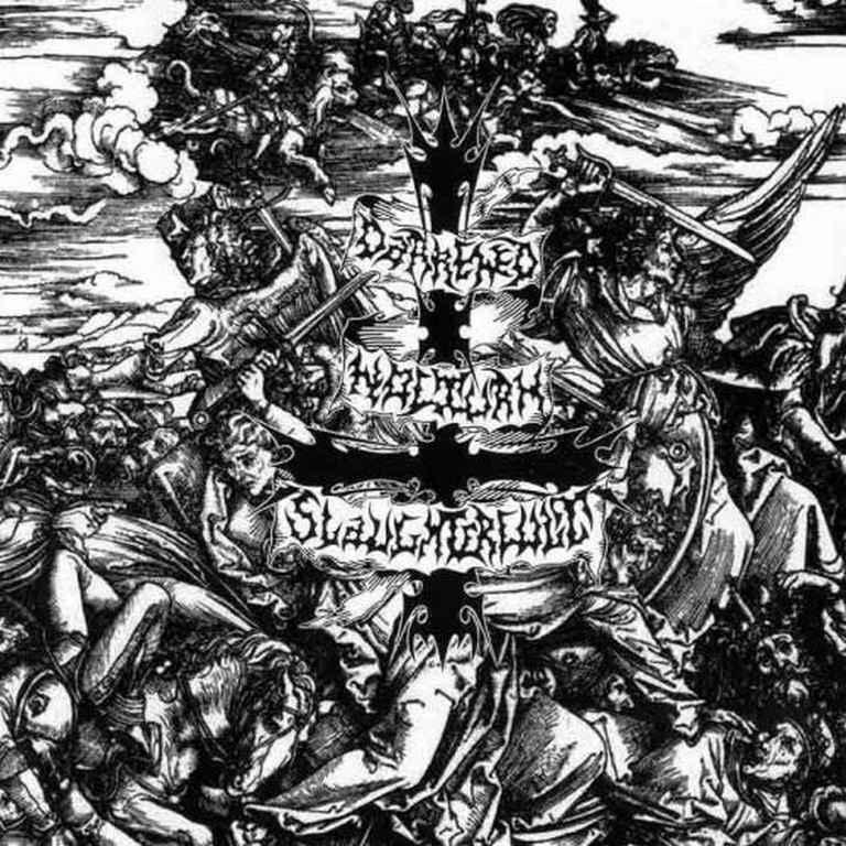 Darkened Nocturn Slaughtercult - Follow the Calls for Battle