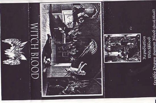 Witchblood - Witchblood