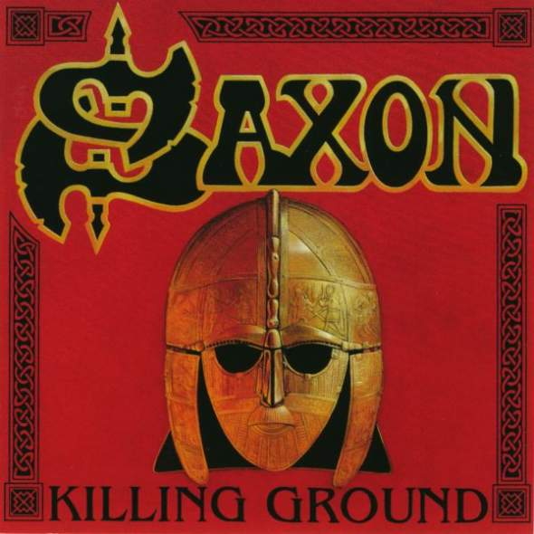 Saxon — Killing Ground (2001)