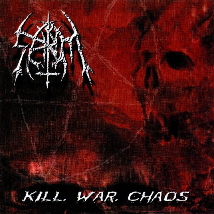 Seirim - Kill. War. Chaos