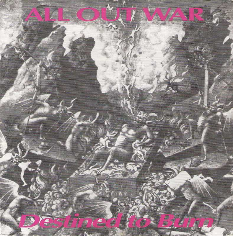 All Out War - Destined to Burn