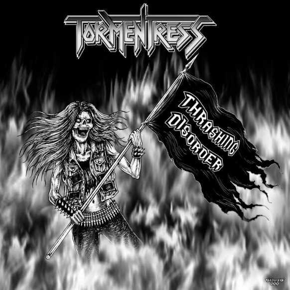 Tormentress - Thrashing Disorder