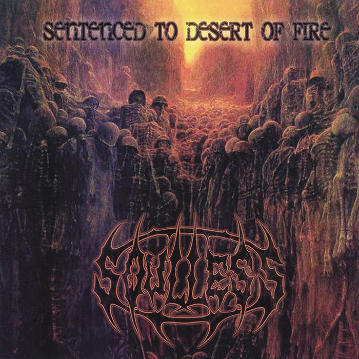 Soulless Profanation - Sentenced to Desert of Fire