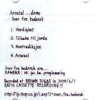 Svar fra Hedensk - Arousal...