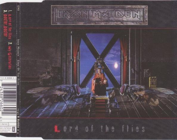 Lord of the Flies cover (Click to see larger picture)