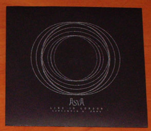 Asva - Live In London, September 8, 2005