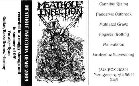 Meathole Infection - Demo 2009