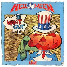 Helloween - I Want Out Live