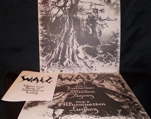 W.A.I.L. - Wisdom Through Agony into Illumination and Lunacy