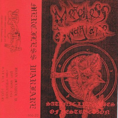 Merciless Warfare - Satanic Liturgies of Destruction