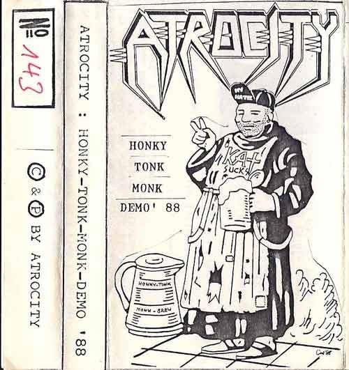 Atrocity - Honky-Tonk-Monk