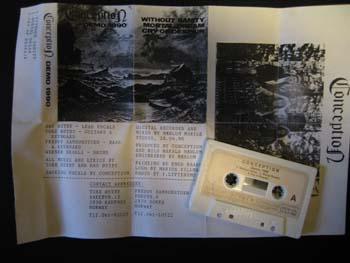 Conception - Demo 1990
