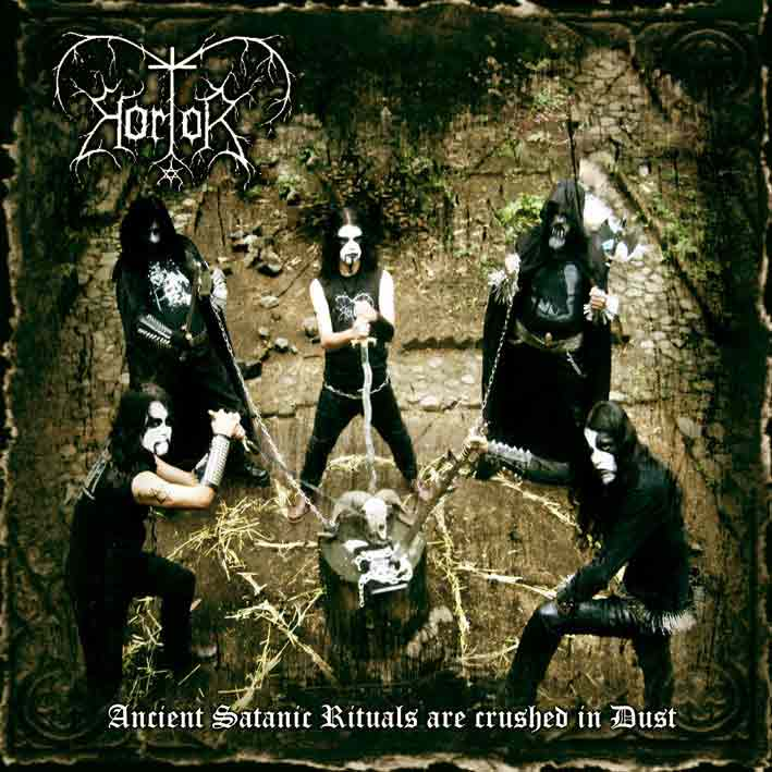Hortor - Ancient Satanic Rituals Are Crushed in Dust