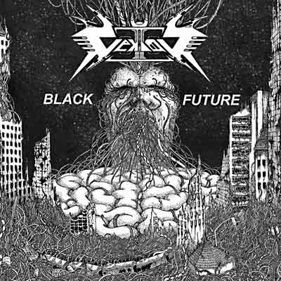 Black Future cover (Click to see larger picture)