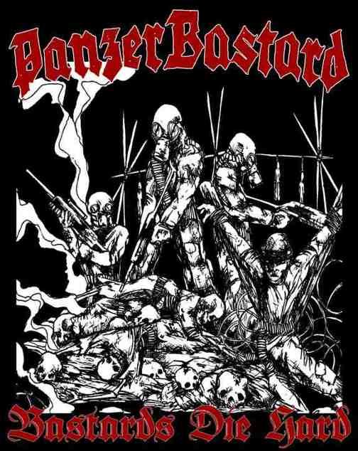 PanzerBastard - Bastards Die Hard