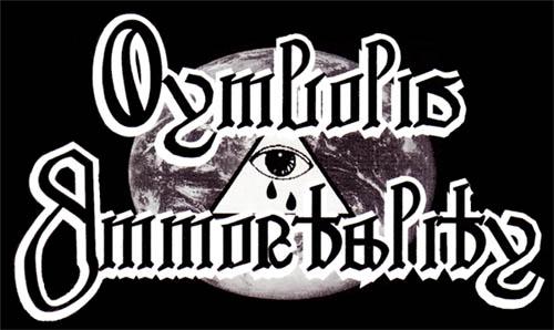 Symbolic Immortality - Logo