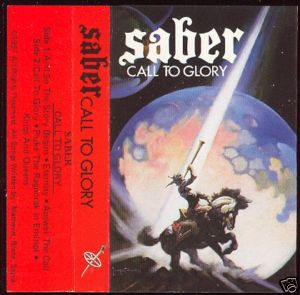 Saber - Call to Glory