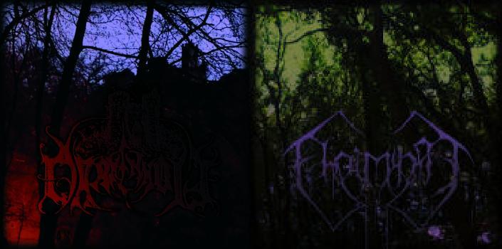 Fhoi Myore / Darkenhöld - Darkenhöld / Fhoi Myore