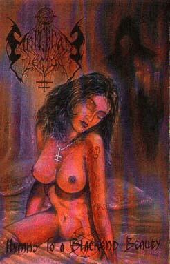 Infernal Legion - Hymns of a Blackend Beauty