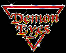 Demon Eyes - Logo