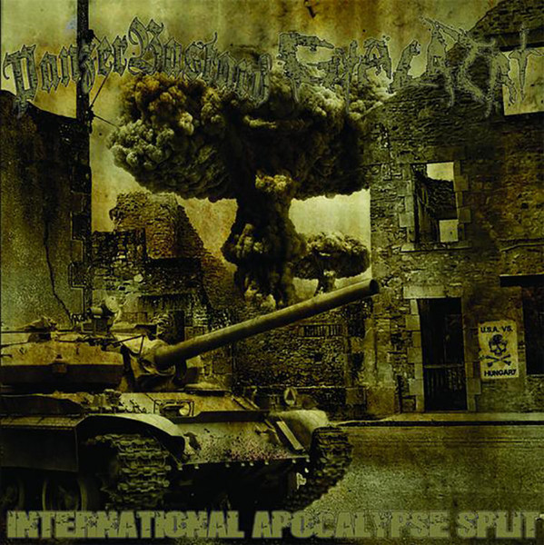PanzerBastard - International Apocalypse Split