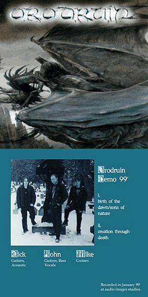 Orodruin - Demo '99