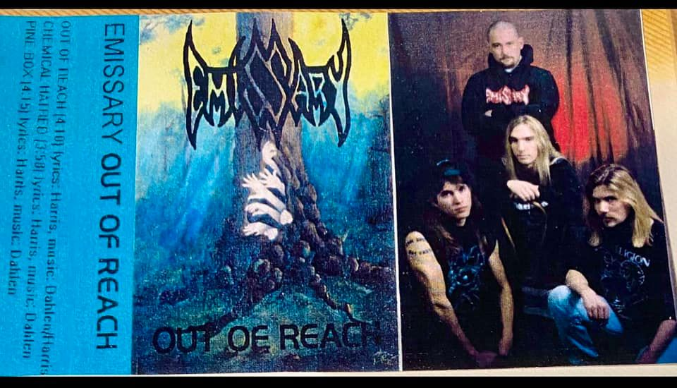 Emissary - Out of Reach