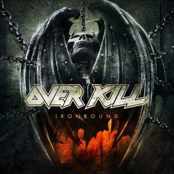 Overkill - Ironbound