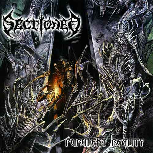 Sectioned - Purulent Reality