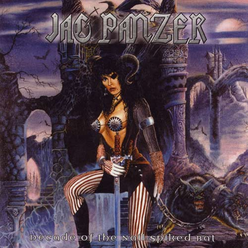 Jag Panzer - Decade of the Nail-Spiked Bat