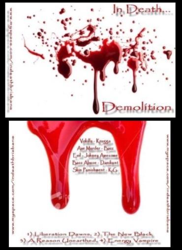 In Death... - Demolition