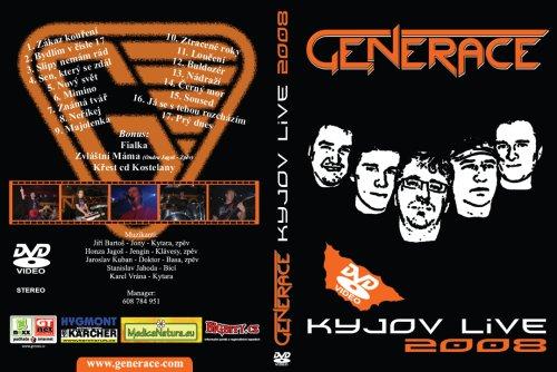 Generace - Kyjov Live 2008