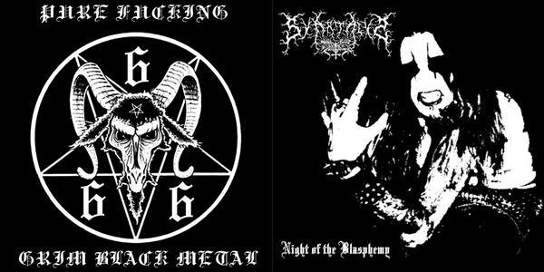 Svartalvs - Night of the Blasphemy