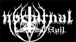 Nocturnal Evil - Logo
