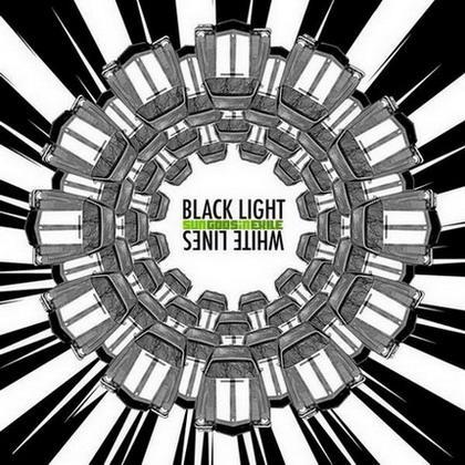 Sun Gods in Exile - Black Light, White Lines
