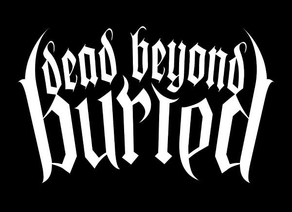 Dead Beyond Buried - Logo