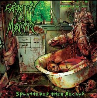 Laboratory of Mortuary - Splattered Then Decays