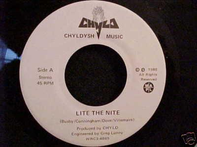 Chyld - Lite the Nite