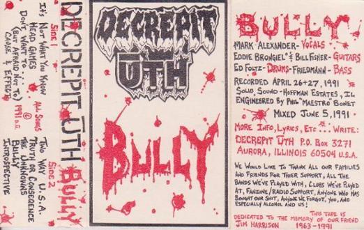 Decrepit Ūth - Bully
