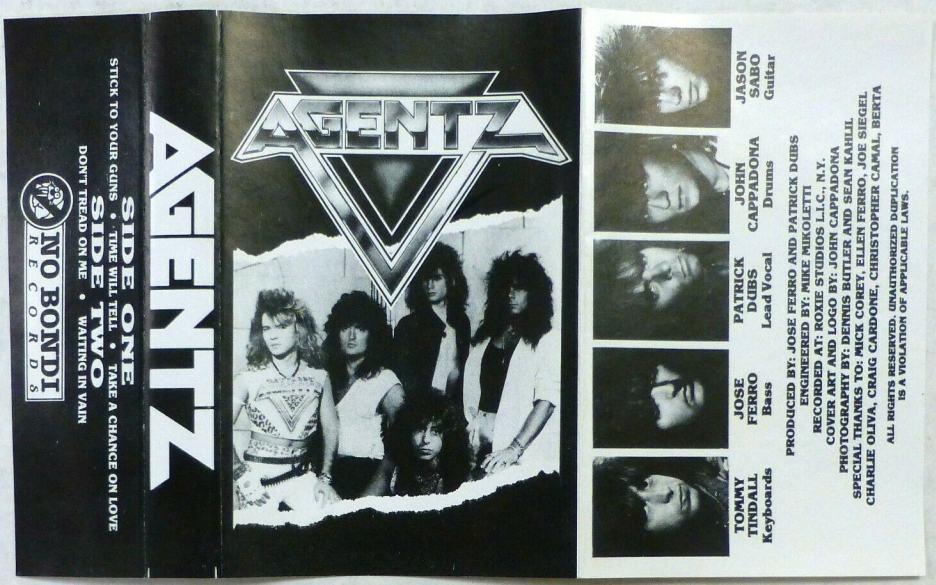 Agentz - Demo 1985