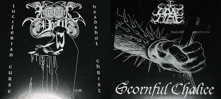 Impending Doom / Goatfire - Impending Doom / Goatfire