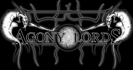 Agony Lords - Logo