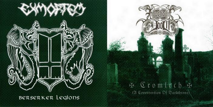 Impending Doom / Exmortem - Berserker Legions / Cromlech