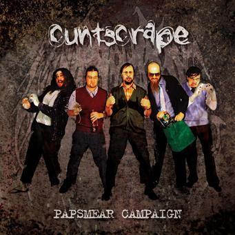 Cuntscrape - Papsmear Campaign