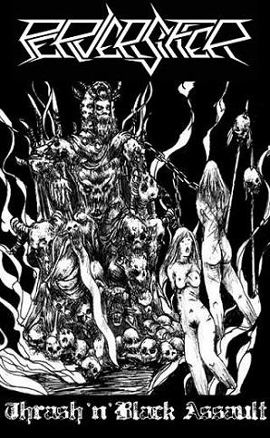 Perversifier - Thrash'n'Black Assault